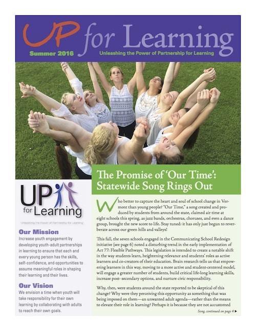 UPforLearning-Summer-2016-Newsletter
